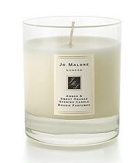Jo Malone Amber and Sweet Orange Candle